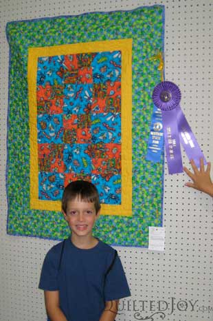 KY State Fair Ribbon