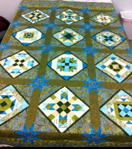 Block of the Month Quilt WS