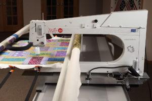 APQS Millie30 Longarm Quilting Machine