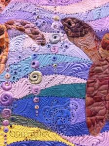 Turtle Bay Closeup