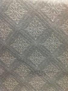 Dunbar Moons block quilting motif