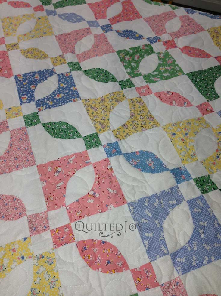 Rob peter to pay paul quilt