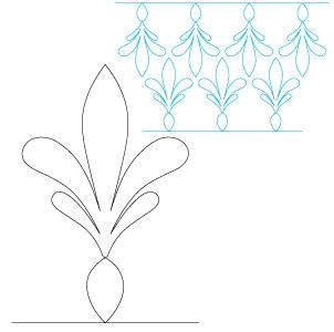 quilted joy digital quilting system design