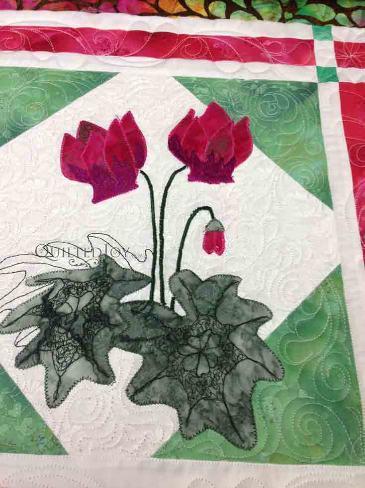 free motion long arm quilting