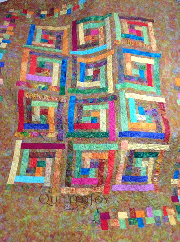 longarm machine quilt