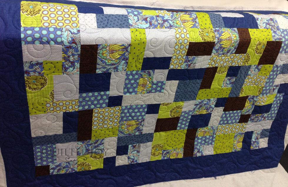 Take 5 quilt
