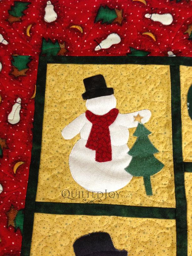 snow quilt