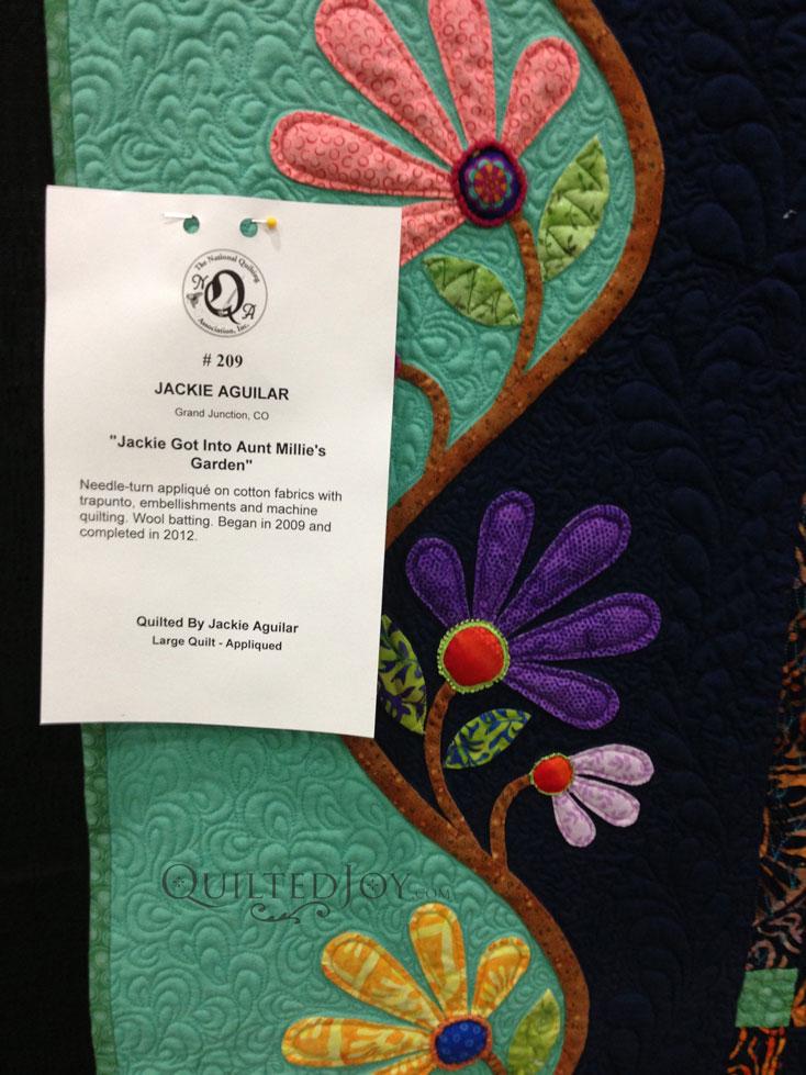 long arm quilt