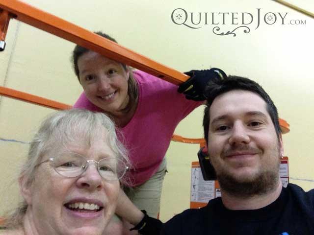 quilty trio