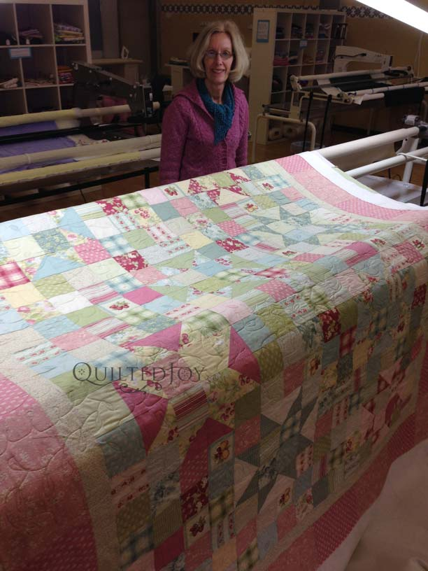 quilt kit longarm quilting machine