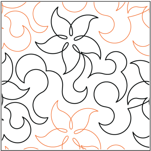 preview of Bell Blossom Paper Pantograph