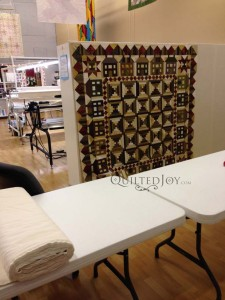 DIY Your Quilting Studio - Design Wall by QuiltedJoy.com