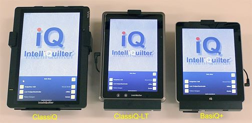 IntelliQuilter Tablets