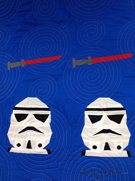 Stormtrooper Quilt