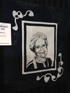 Miriam, Beth Schillig at AQS Lancaster