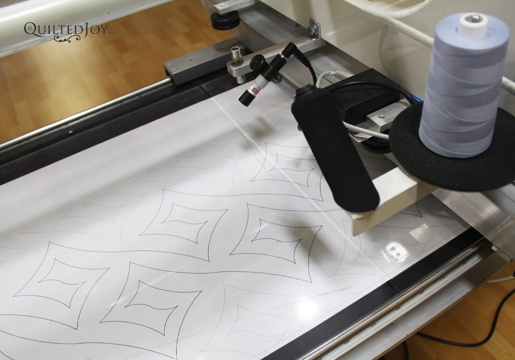Selecting an Edge-to-Edge Design for your Quilts