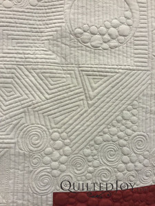 You and Me by Kristyn McCoy at AQS QuiltWeek Grand Rapids