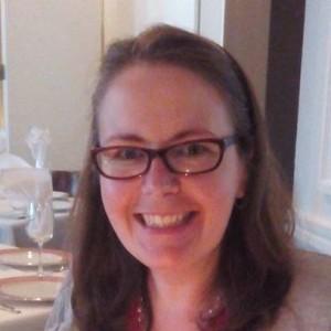 Amy, one of Quilted Joy's Rental Coordinators