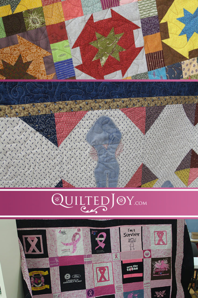 Catch up on the latest rentals at Quilted Joy!