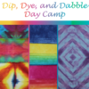 Learn a variety of hand dyeing techniques at the Dip, Dye, and Dabble Day Camp! - QuiltedJoy.com