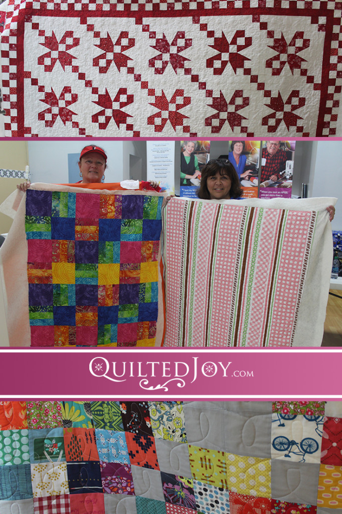 There are no teams in quilting! Our renters come from all different backgrounds and team loyalties, but we have one thing in common - our love of quilting!
