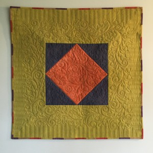 Take the Freehand Fantasy class from longarm quilter Bethanne Nemesh