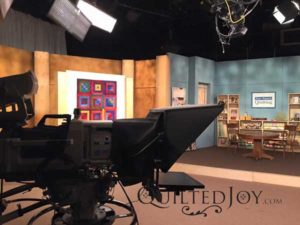 The set of Fons & Porter's Love of Quilting