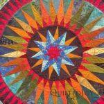Arandano by Marilyn Badger at AQS Quilt Week Paducah 2016