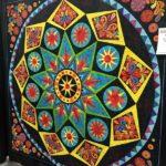 Celestial Sedona by Norma Ippolito at AQS Quilt Week Paducah 2016