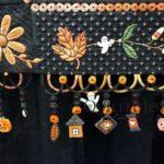 Happy Halloween 2 by Aki Sakai at AQS Quilt Week Paducah 2016