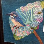 A King on His Throne by Nancy Sterett Martin at AQS Quilt Week Paducah 2016