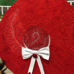 My View, Those Darn Hats! Who Won the Derby? by Tami Graeber at AQS Quilt Week Paducah 2016