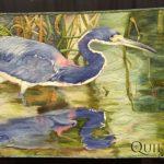 Oscar The Great by Nancy Sterett Martin and Karen Sistek at AQS Quilt Week Paducah 2016
