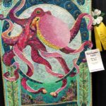 Song of the Sea by Kathy McNeil at AQS Quilt Week Paducah 2016