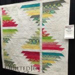 What's Your Angle? by Jacky Tomkins at AQS Quilt Week Paducah 2016