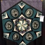 Bewitched by Elizabeth Bauman at AQS Quilt Week Grand Rapids 2016