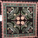 Chocolate by Melissa K. Lamb at AQS Quilt Week Grand Rapids 2016