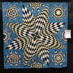 Lone Star Nova by Donna J. Cook at AQS Quilt Week Grand Rapids 2016