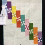 Spin by Diane Dixon at AQS Quilt Week Grand Rapids 2016