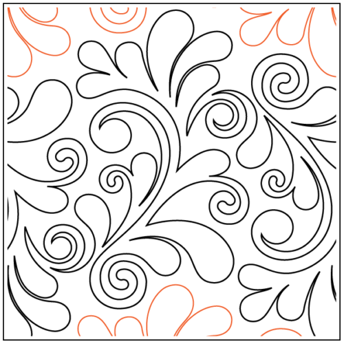 preview of Nemesh's Feather Grande paper pantograph