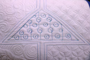 Express Lane to the Free-Motion Quilting Highway with Angela Huffman course at CraftU