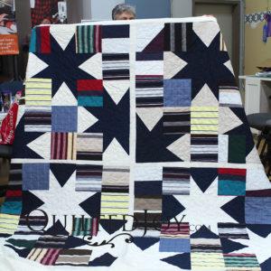 4 Memorial Lap Quilts