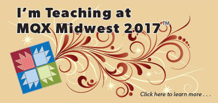Angela Huffman is teaching at MQX Midwest 2017