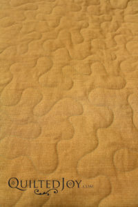 "Kansas Troubles 108"" Wide Backing Fabric in Tan"