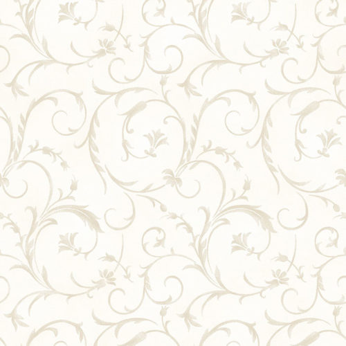 "Beautiful Backing - Ivory Lace108"" Wide Quilt Backing Fabric, available at Quilted Joy"