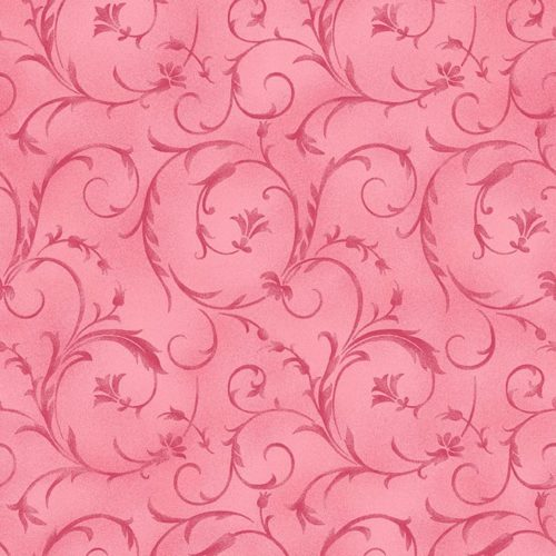 "Beautiful Backing - Rosette 108"" Wide Quilt Backing Fabric, available at Quilted Joy"
