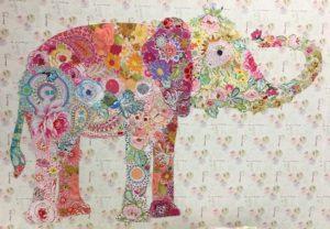 Lulu Collage by Laura Heine