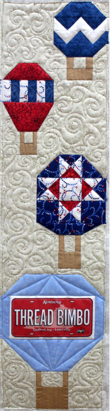 Row by Row Experience 2017 Quilted Joy