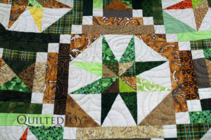 Smith Mountain Morning Quilt
