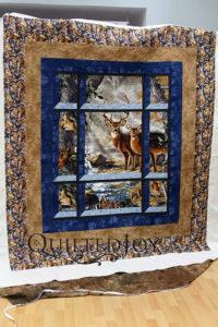 Attic Window Quilt